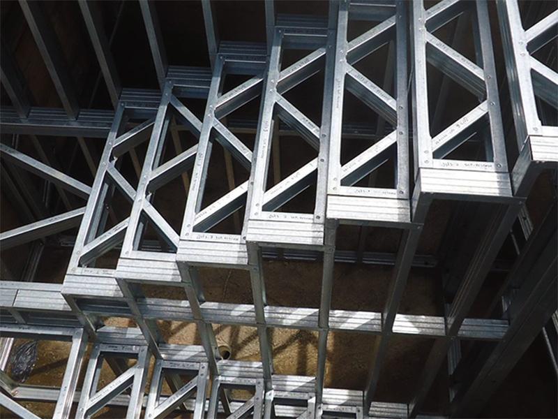 Galerija gradbenih konstrukcij iz profilov