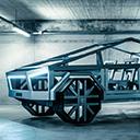 Replika avtomobila iz profilov