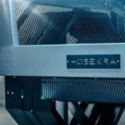 Replika avtomobila narejena iz profilov - Hosekra