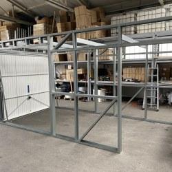Konstrukcija garaže